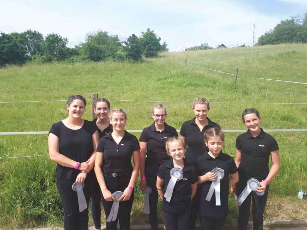 Turnier in Heiligenwald